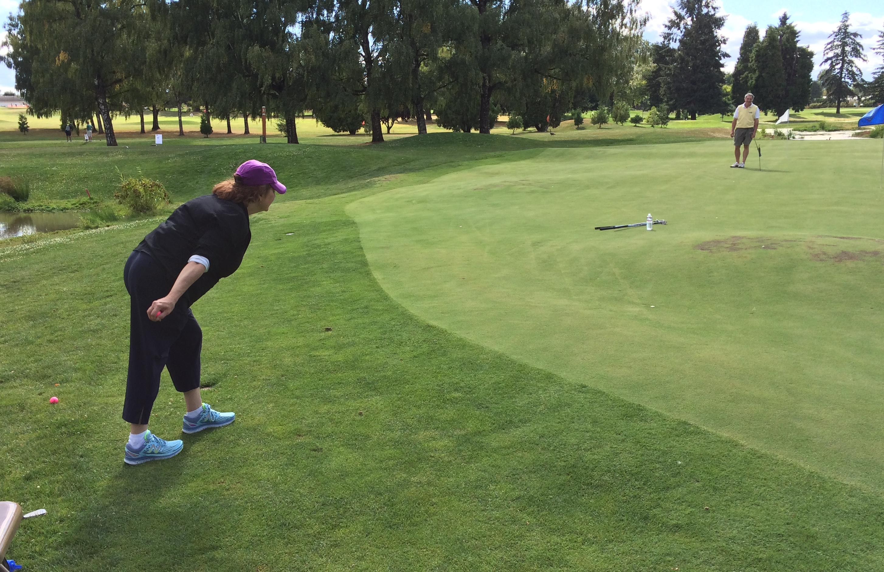 Putting for Purpose